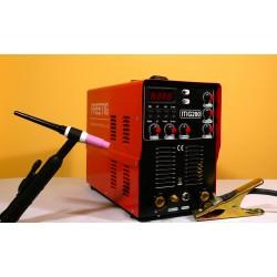 ITIG 200 inverteres AWI hegesztőgép