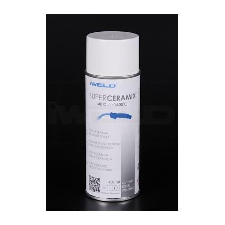 Hegesztéstecnikai segédanyagok SUPERWELD letapadás gátló spray 400ml, szilikon mentes
