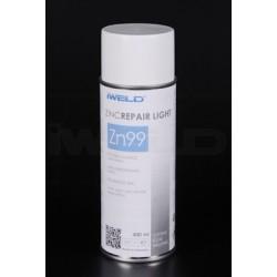Hegesztéstecnikai segédanyagok ZINCREPAIR LIGHT 99%-os fényesen világos cink spray 400ml