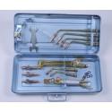 Lángvágó-és hegesztőrendszer IWELD IK-30Hegesztő-vágó készlet (RK20, BK20 kompatibilis)