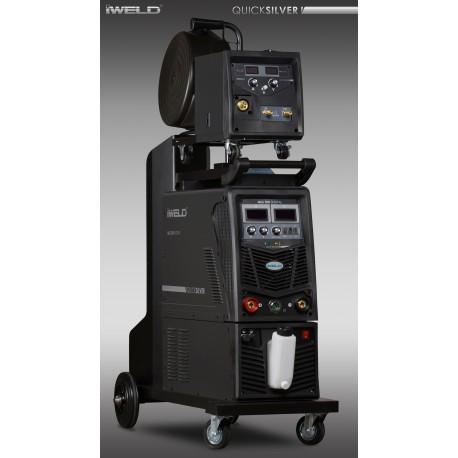 Hegesztőgép IWELD MIG 500 IGBT Digital + IGrip 500W