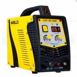 Hegesztőgép IWELD CUT 50 IGBT DIGITAL + IPT81